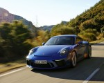2018 Porsche 911 GT3 with Touring Package Front Three-Quarter Wallpaper 150x120 (42)