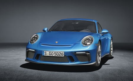 2018 Porsche 911 GT3 with Touring Package Front Wallpaper 450x275 (80)