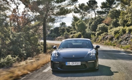 2018 Porsche 911 GT3 with Touring Package Front Wallpaper 450x275 (56)