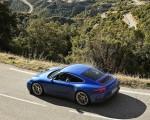 2018 Porsche 911 GT3 with Touring Package Rear Three-Quarter Wallpaper 150x120 (45)
