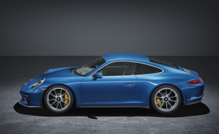 2018 Porsche 911 GT3 with Touring Package Side Wallpaper 450x275 (83)