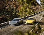 2018 Porsche 911 GT3 with Touring Package and 911 Carrera T Front Wallpapers 150x120 (5)