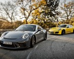 2018 Porsche 911 GT3 with Touring Package and 911 Carrera T Front Wallpapers 150x120 (9)