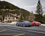 2018 Porsche 911 GT3 with Touring Package and 911 Carrera T Rear Three-Quarter Wallpapers 150x120 (37)