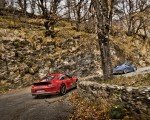 2018 Porsche 911 GT3 with Touring Package and 911 Carrera T Rear Three-Quarter Wallpapers 150x120 (25)