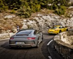 2018 Porsche 911 GT3 with Touring Package and 911 Carrera T Rear Wallpapers 150x120 (10)