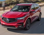 2019 Acura RDX A-Spec Front Three-Quarter Wallpaper 150x120 (10)