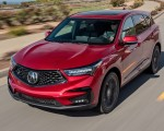 2019 Acura RDX A-Spec Front Three-Quarter Wallpaper 150x120 (11)