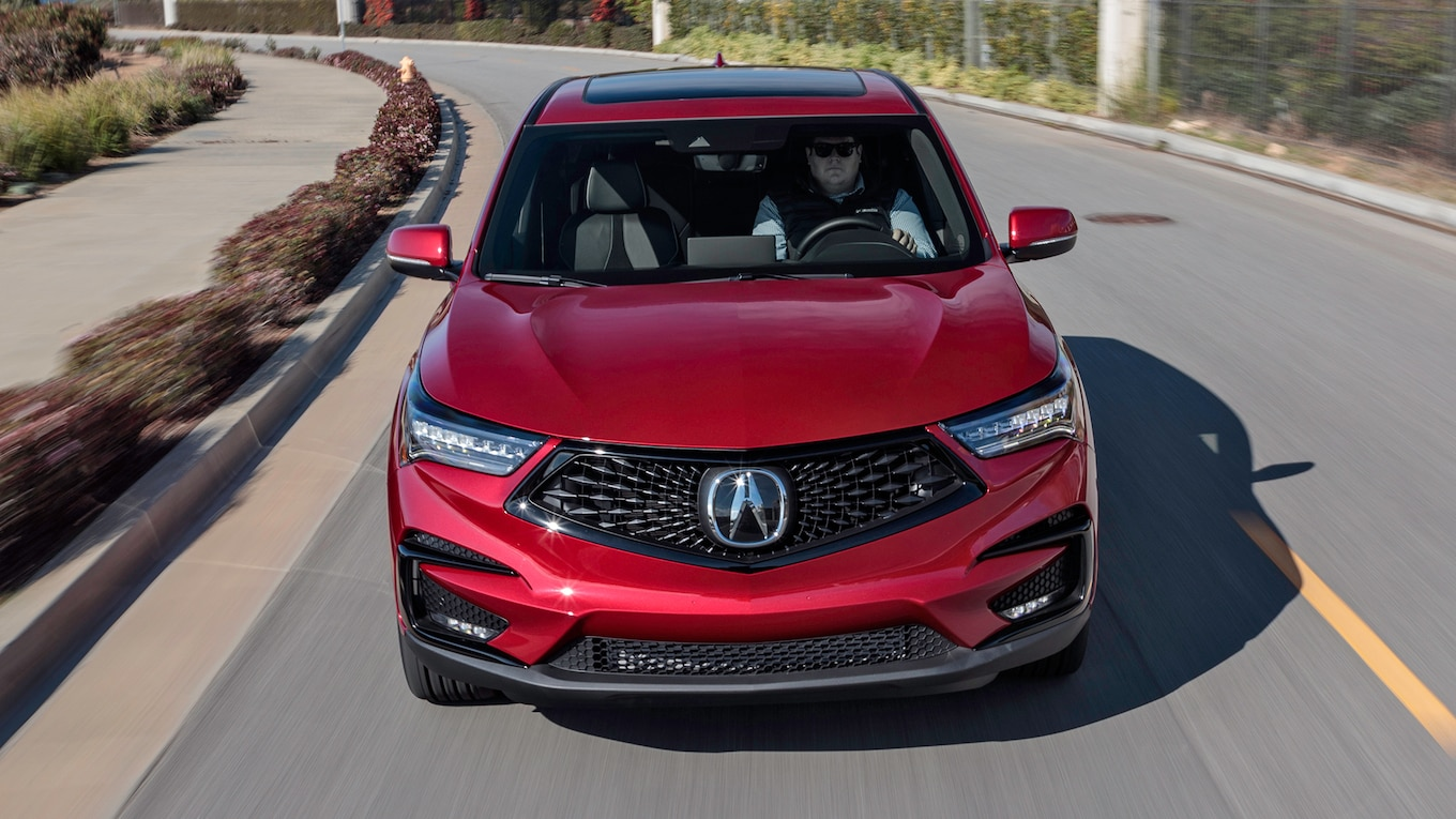 2019 Acura RDX A-Spec Front Wallpaper (12)