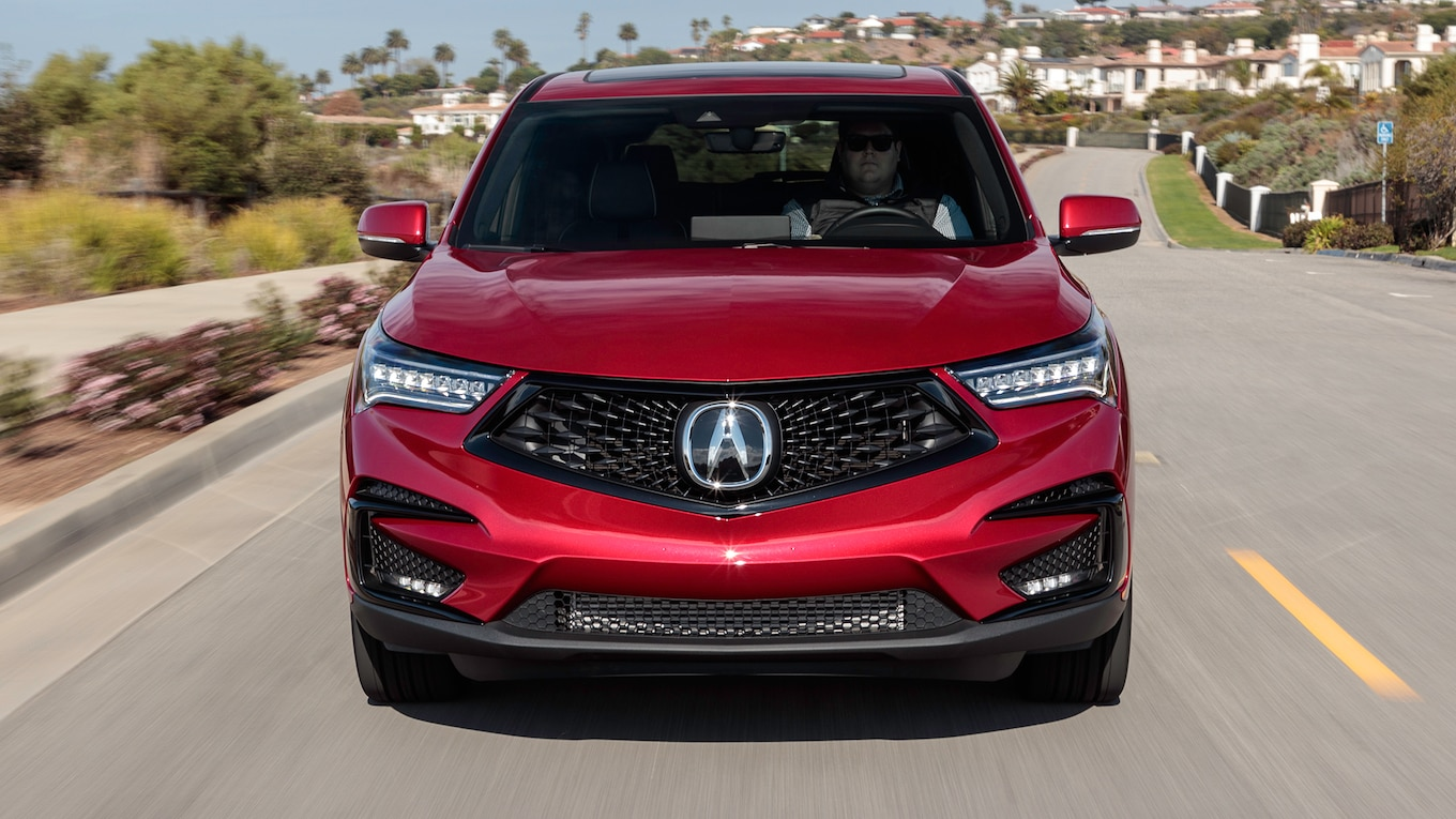 2019 Acura RDX A-Spec Front Wallpaper (5)