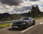 2019 Aston Martin Vantage (Onyx Black) Wallpapers