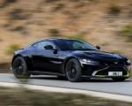 2019 Aston Martin Vantage (Onyx Black) Front Three-Quarter Wallpapers 150x120 (33)