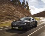 2019 Aston Martin Vantage (Onyx Black) Front Three-Quarter Wallpapers 150x120 (6)