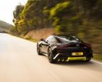 2019 Aston Martin Vantage (Onyx Black) Rear Three-Quarter Wallpapers 150x120 (25)