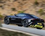 2019 Aston Martin Vantage (Onyx Black) Rear Three-Quarter Wallpapers 150x120 (39)