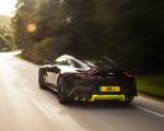 2019 Aston Martin Vantage (Onyx Black) Rear Three-Quarter Wallpapers 150x120 (26)