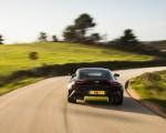 2019 Aston Martin Vantage (Onyx Black) Rear Wallpapers 150x120 (30)