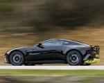 2019 Aston Martin Vantage (Onyx Black) Side Wallpaper 150x120 (42)