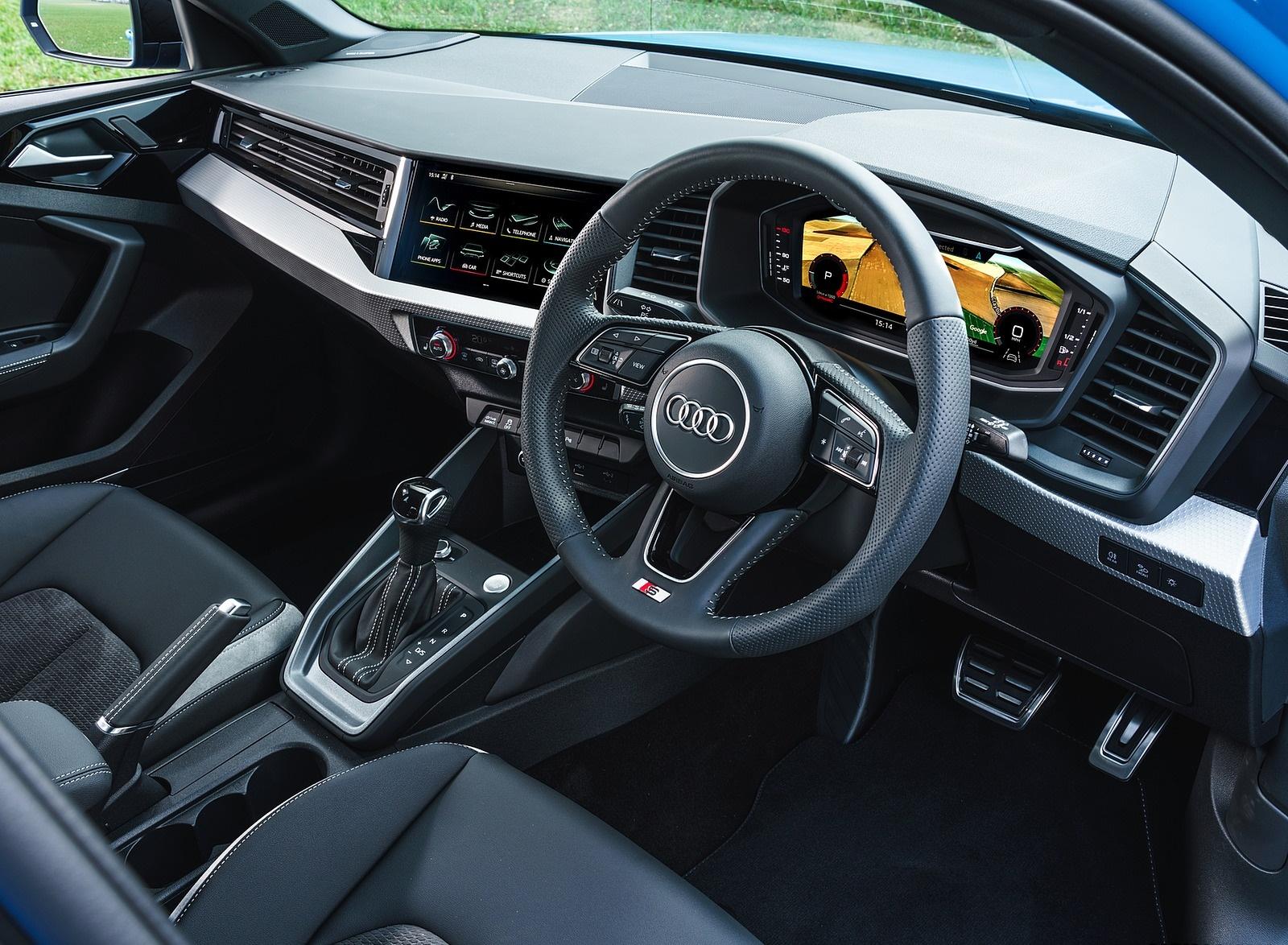 2019 Audi A1 Sportback 30 Tfsi S Line Uk Spec Interior Wallpapers 84 Newcarcars
