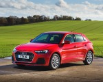 2019 Audi A1 Sportback 30 TFSI (UK-Spec) Front Three-Quarter Wallpapers 150x120 (35)
