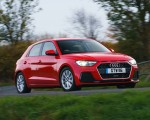 2019 Audi A1 Sportback 30 TFSI (UK-Spec) Front Three-Quarter Wallpapers 150x120 (23)