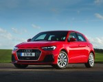 2019 Audi A1 Sportback 30 TFSI (UK-Spec) Front Three-Quarter Wallpapers 150x120 (24)