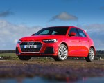2019 Audi A1 Sportback 30 TFSI (UK-Spec) Front Three-Quarter Wallpapers 150x120 (14)