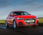2019 Audi A1 Sportback 30 TFSI (UK-Spec) Front Three-Quarter Wallpapers 150x120 (8)