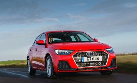 2019 Audi A1 Sportback (UK-Spec) Wallpapers