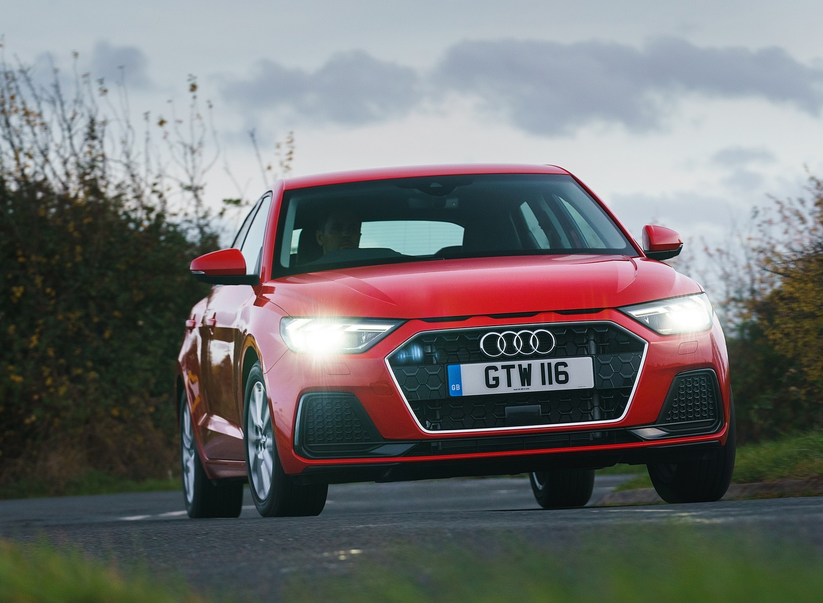 2019 Audi A1 Sportback 30 TFSI (UK-Spec) Front Wallpapers (15)