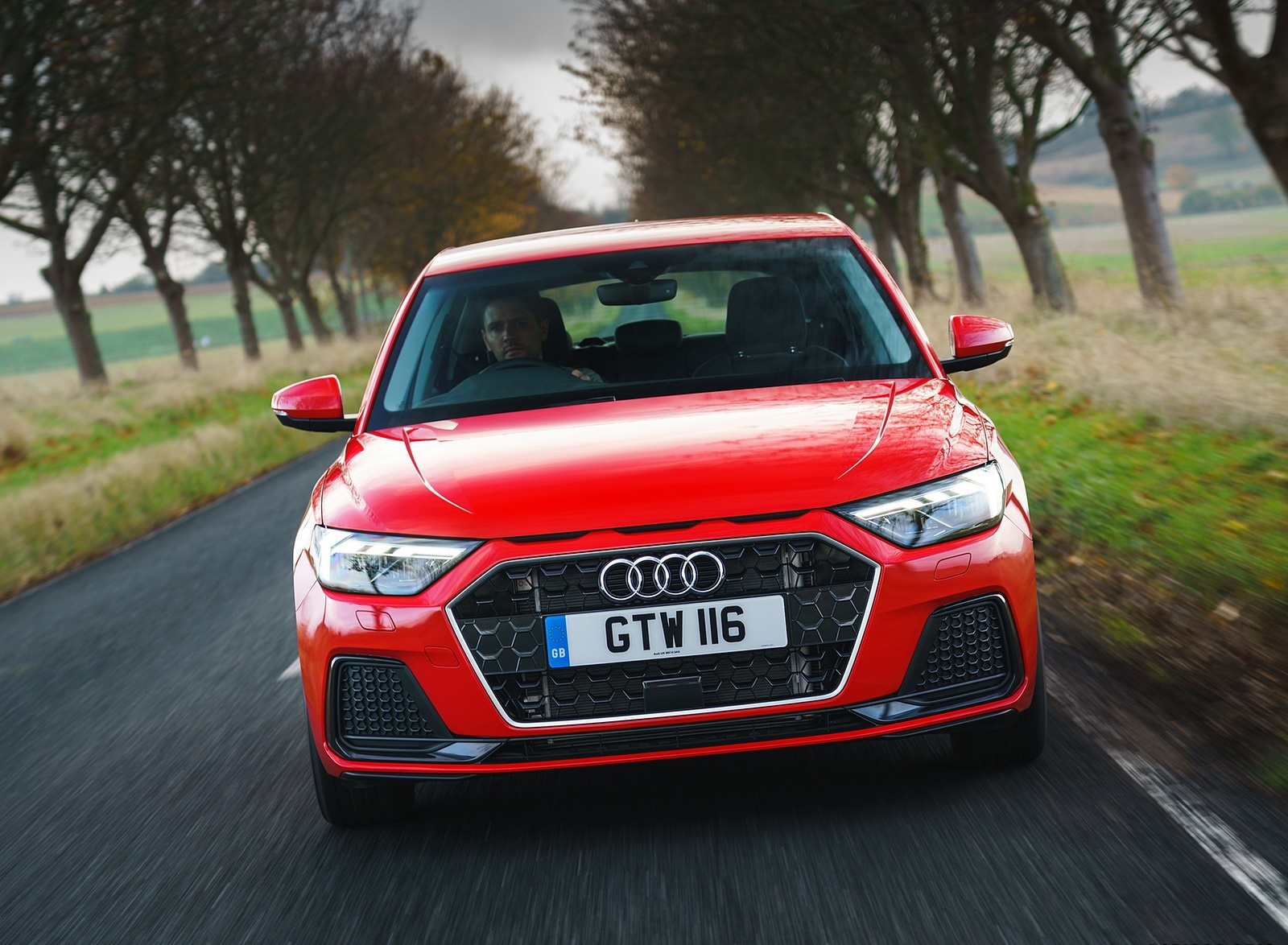 2019 Audi A1 Sportback 30 TFSI (UK-Spec) Front Wallpapers (9)