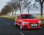 2019 Audi A1 Sportback 30 TFSI (UK-Spec) Front Wallpapers 150x120 (10)