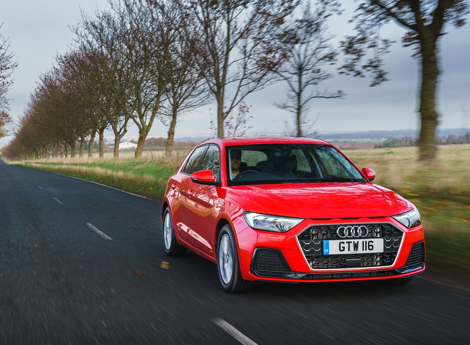 2019 Audi A1 Sportback 30 TFSI (UK-Spec) Front Wallpapers (10)