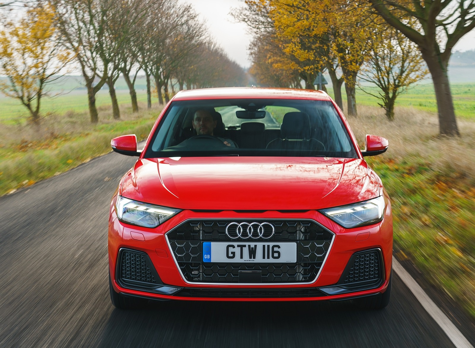 2019 Audi A1 Sportback 30 TFSI (UK-Spec) Front Wallpapers (4)