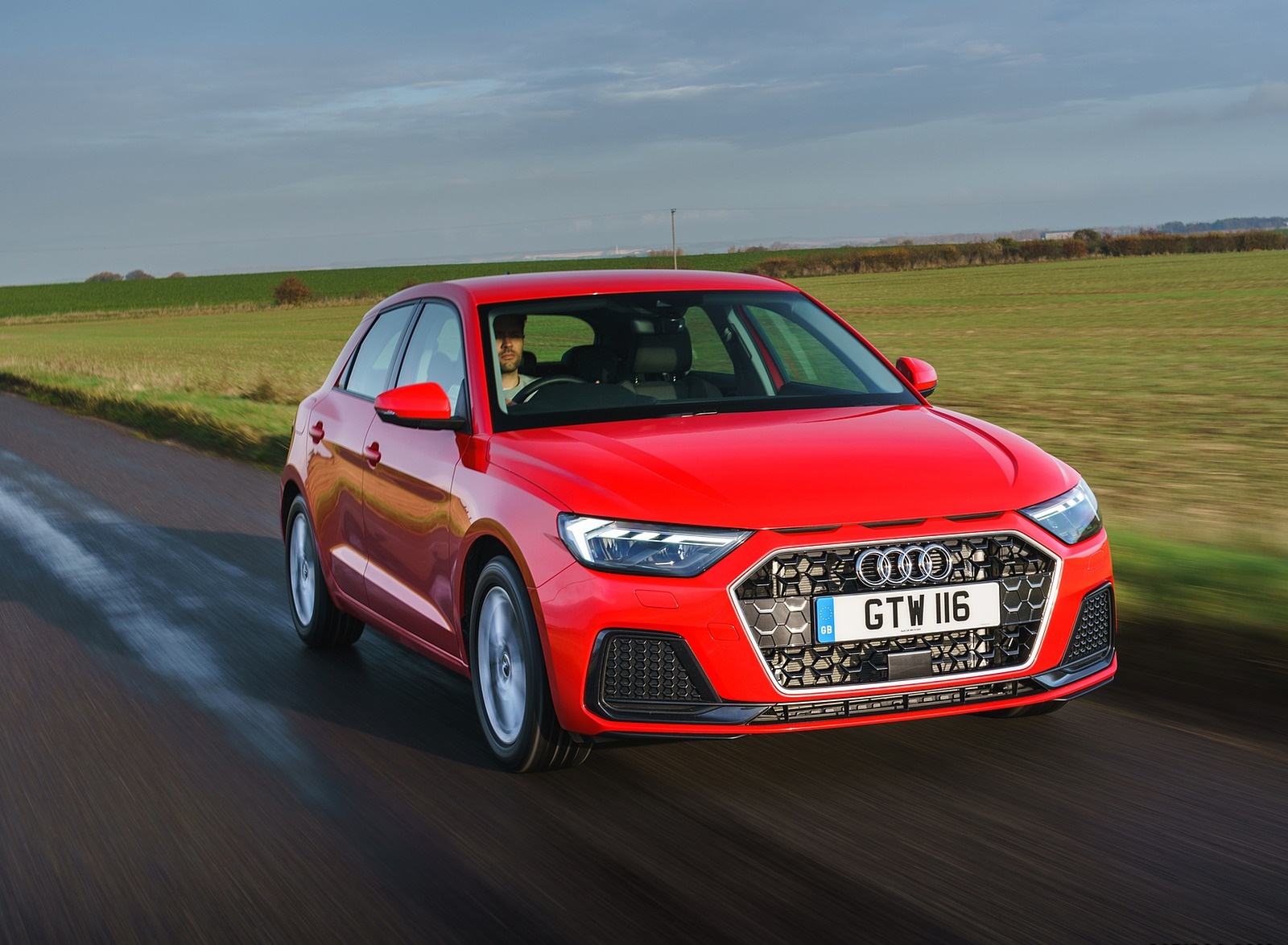 2019 Audi A1 Sportback 30 TFSI (UK-Spec) Front Wallpapers (11)