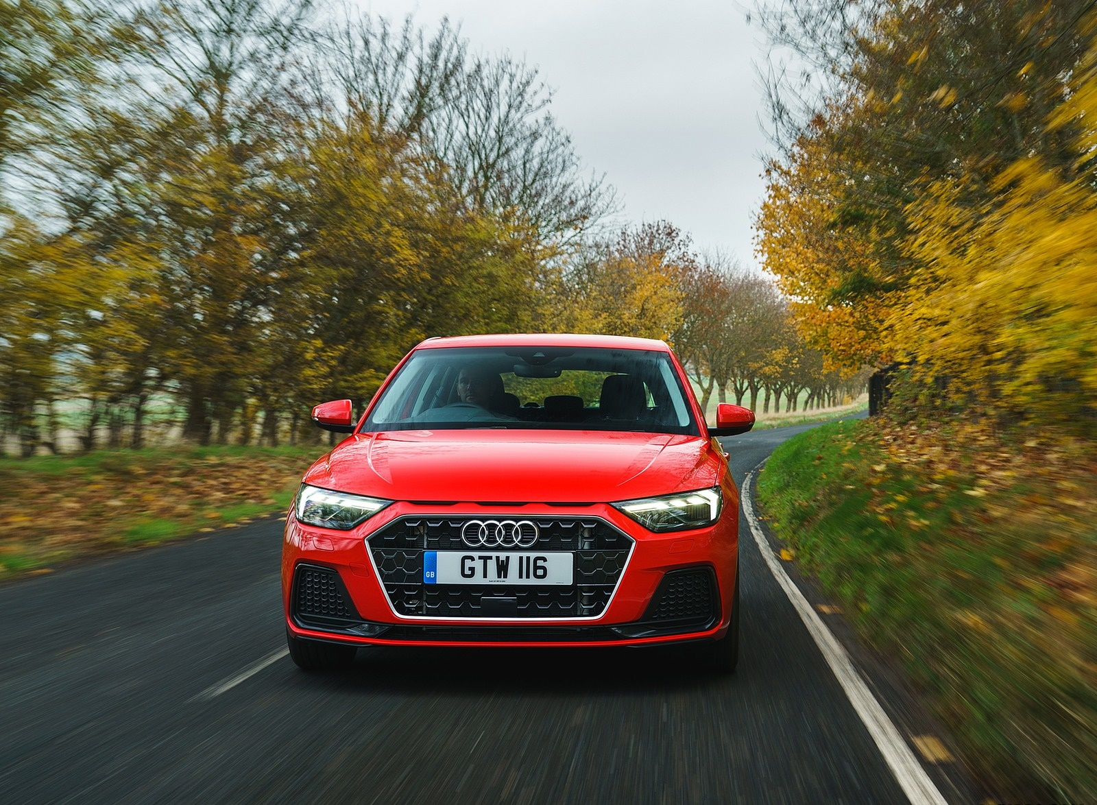 2019 Audi A1 Sportback 30 TFSI (UK-Spec) Front Wallpapers (5)
