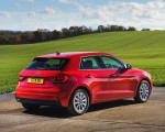 2019 Audi A1 Sportback 30 TFSI (UK-Spec) Rear Three-Quarter Wallpapers 150x120 (39)