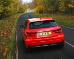 2019 Audi A1 Sportback 30 TFSI (UK-Spec) Rear Wallpapers 150x120 (17)