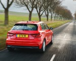 2019 Audi A1 Sportback 30 TFSI (UK-Spec) Rear Wallpapers 150x120 (3)