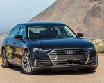 2019 Audi A8 (US-Spec) Front Three-Quarter Wallpapers 150x120 (13)
