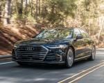 2019 Audi A8 (US-Spec) Front Three-Quarter Wallpapers 150x120 (2)