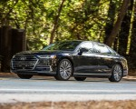 2019 Audi A8 (US-Spec) Front Three-Quarter Wallpapers 150x120 (3)