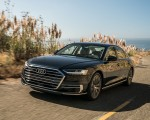 2019 Audi A8 (US-Spec) Front Three-Quarter Wallpapers 150x120 (4)