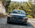 2019 Audi A8 (US-Spec) Front Wallpapers 150x120 (5)