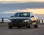 2019 Audi A8 (US-Spec) Front Wallpapers 150x120 (6)