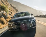 2019 Audi A8 (US-Spec) Front Wallpapers 150x120 (1)