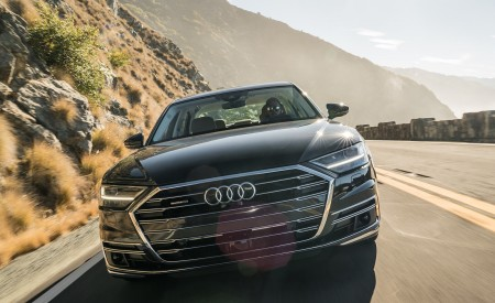 2019 Audi A8 (US-Spec) Wallpapers