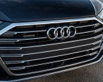 2019 Audi A8 (US-Spec) Grill Wallpapers 150x120 (18)