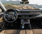 2019 Audi A8 (US-Spec) Interior Cockpit Wallpapers 150x120 (22)