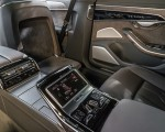 2019 Audi A8 (US-Spec) Interior Rear Seats Wallpapers 150x120 (25)